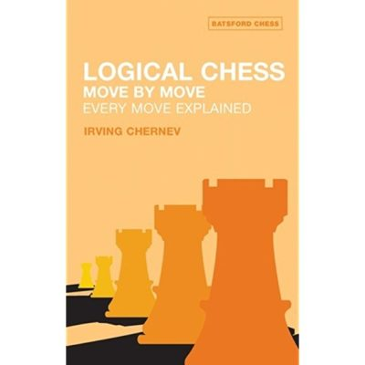 Logical Chess Move by Move - Book Image